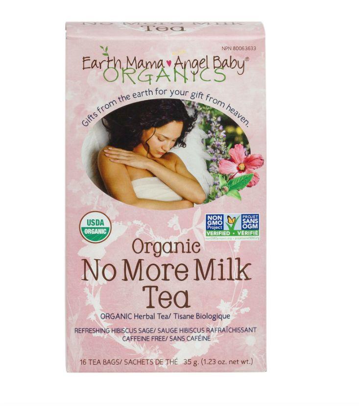 Earth Mama Angel Baby Earth Mama Angel Baby - Tisane Fini Le Lait - No More Milk Tea