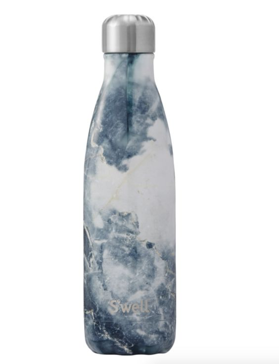 S'Well Bouteille S'well 500ml Granit Bleu/ S'Well Bottle Blue Granite 17oz