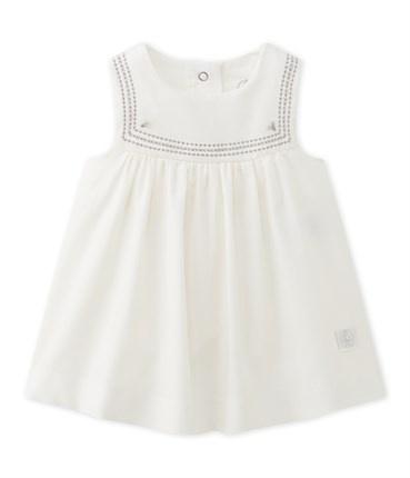 Petit Bateau SS18 Robe en Coton de Petit Bateau/Short Sleeves Dress