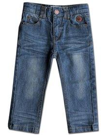 SS18 Jeans Denim Style Skateboard Bébé L&P
