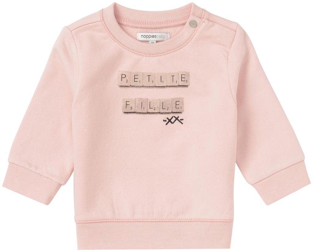 Noppies SS18 Chandail Rose Petite FIlle Noppies/Pink Sweater