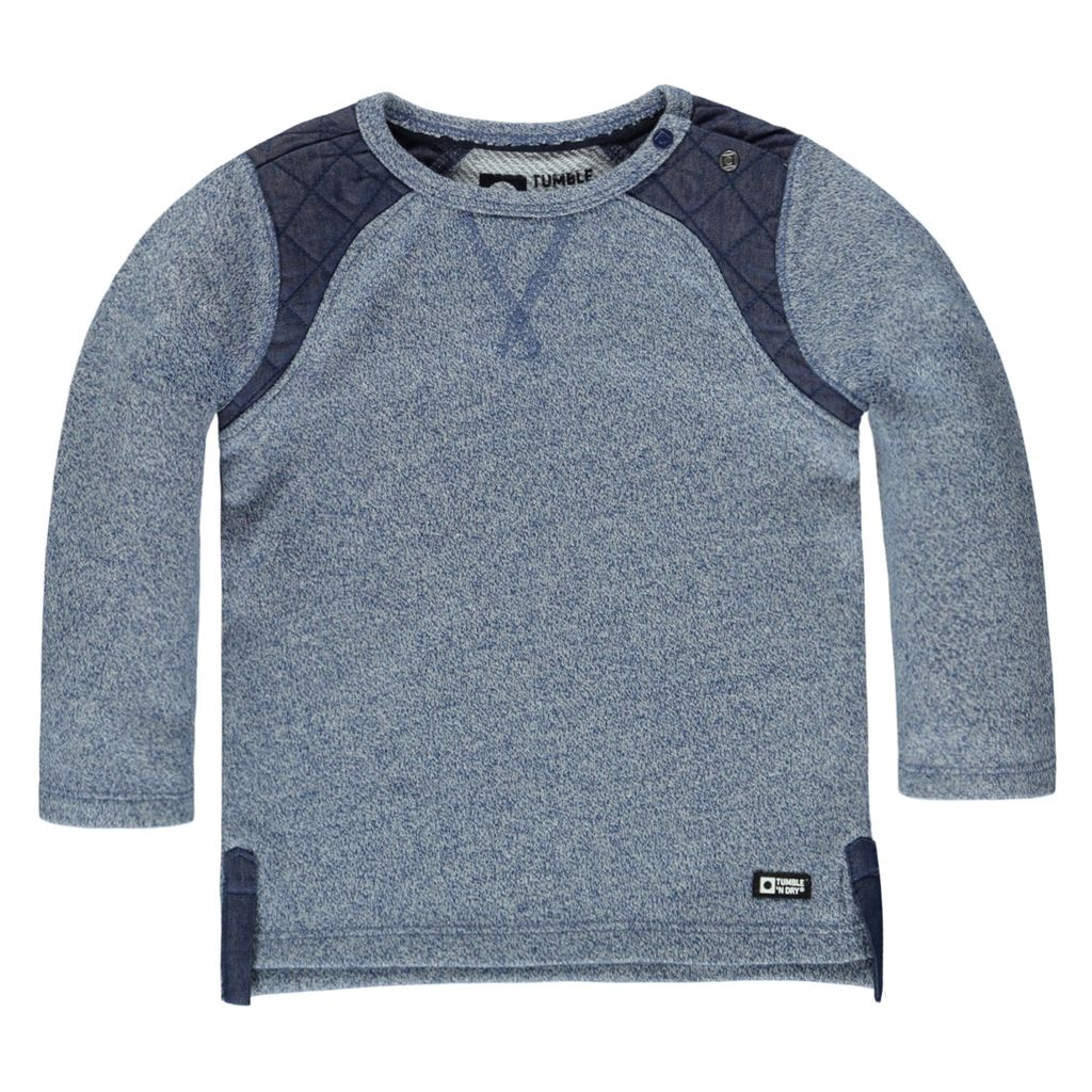 Tumble 'N Dry SS18 Chandail à Manches Longues de Tumble N' Dry/Long Sleeves Sweatshirt