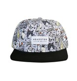 Headster Kids SS18 Casquette Chats de Headster Kids / Headster Meow Mix Cap