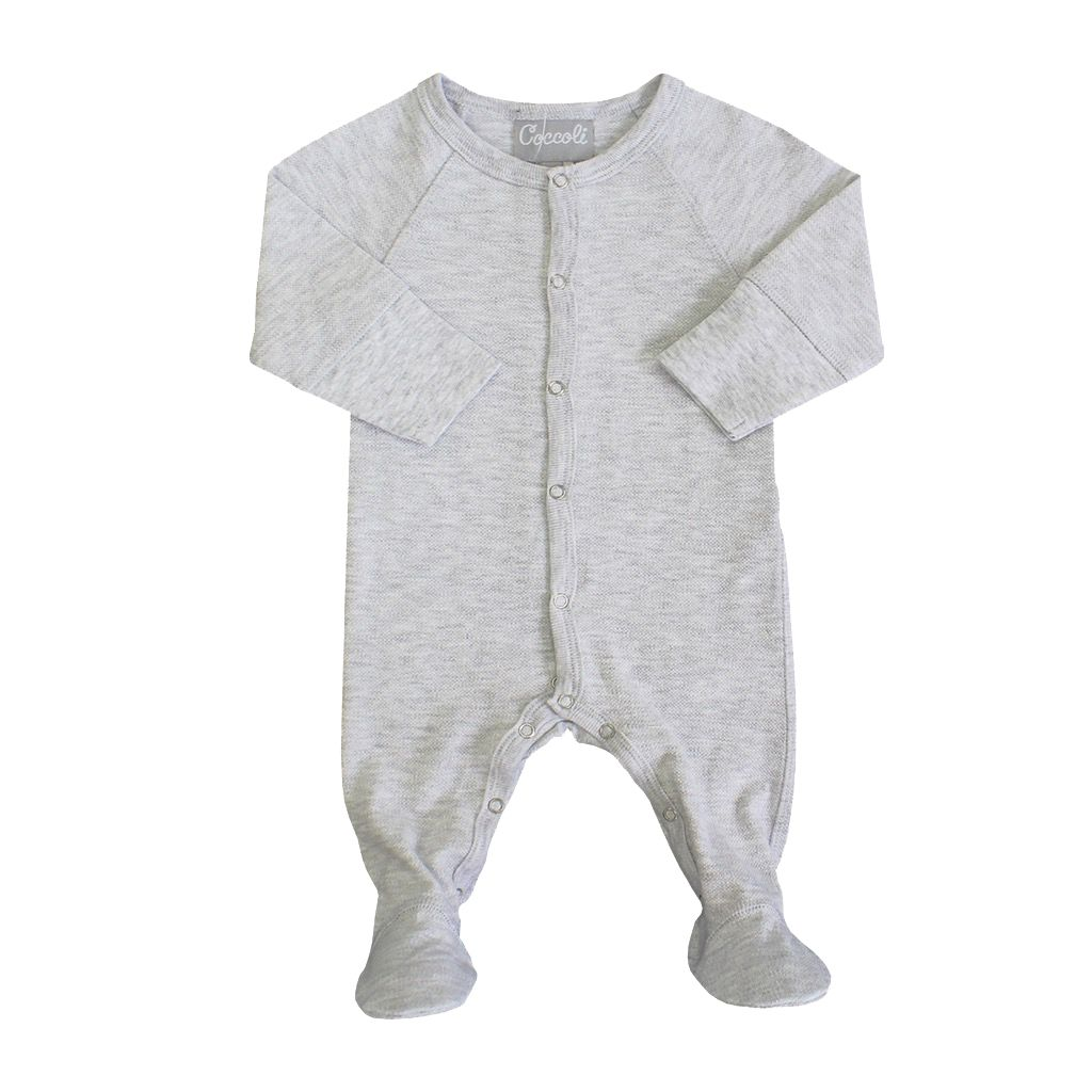 Coccoli SS18 Pyjama Unisexe / Cotton Footie Coccoli