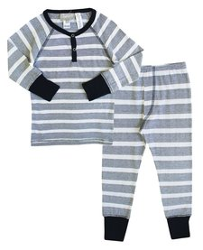 SS18 Pyjama 2 Pièces à Rayures / Cotton Pajama Coccoli