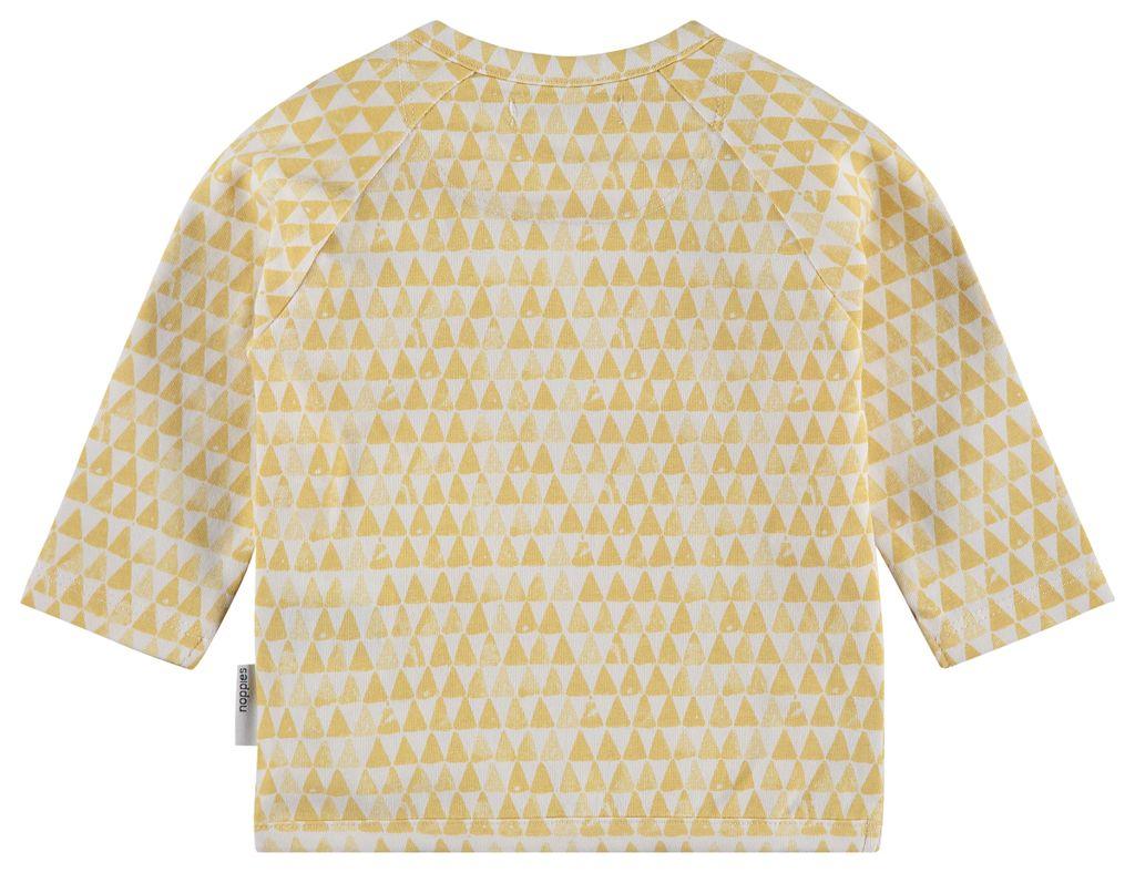 Noppies SS18 Chandail Cache-Coeur À Motifs Triangles