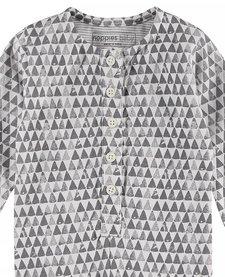 SS18 Cardigan Motifs Triangles Noppies