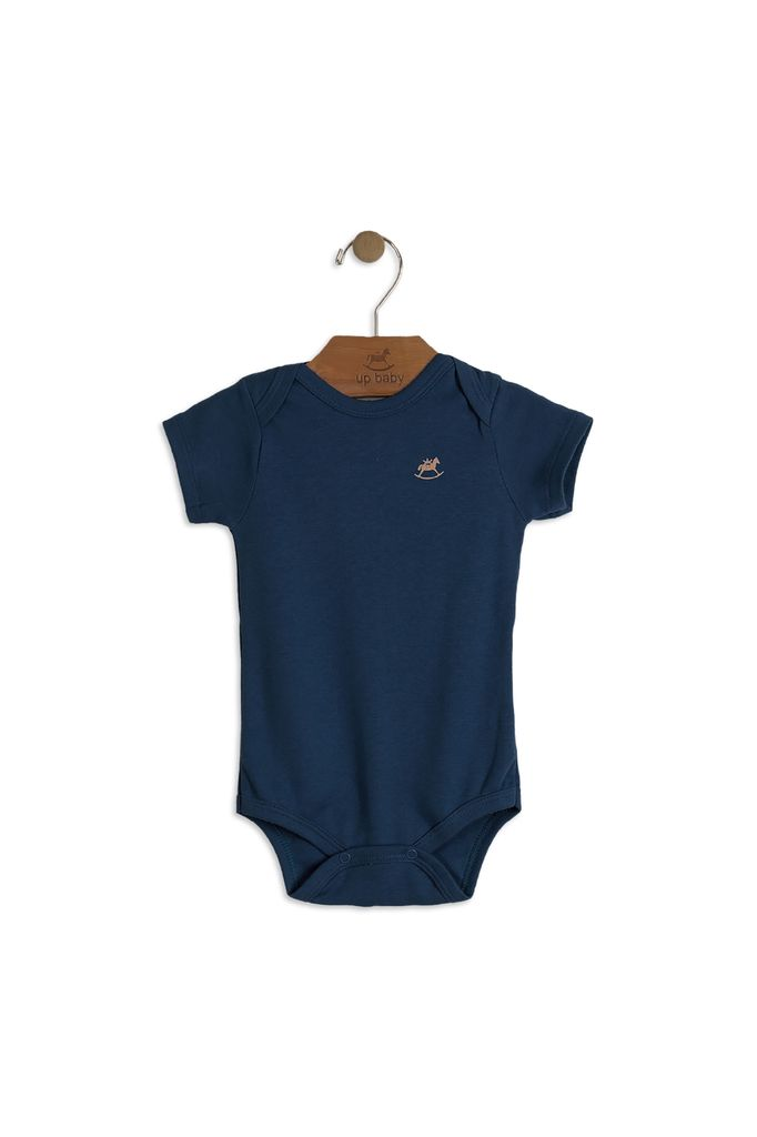 Up Baby SS18 Body à Manches Courtes de Up Baby