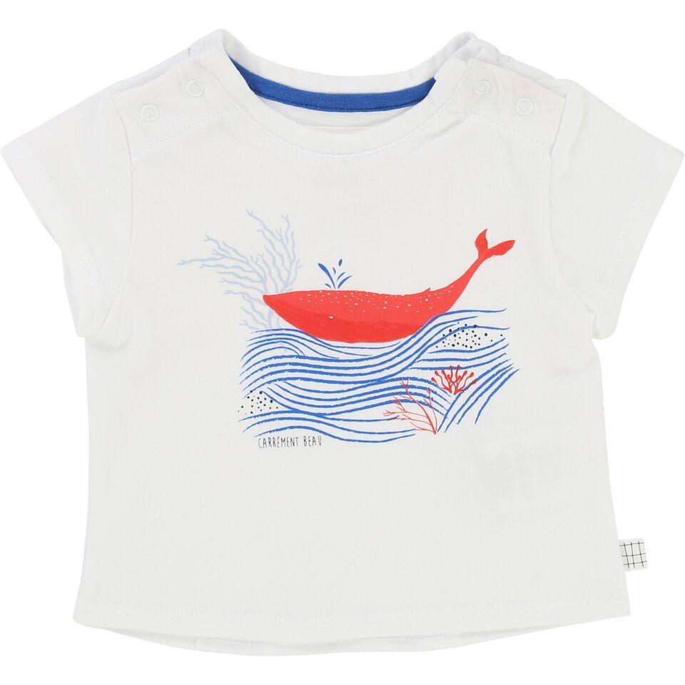 Carrément Beau SS18 Chandail Baleine de Carrément Beau