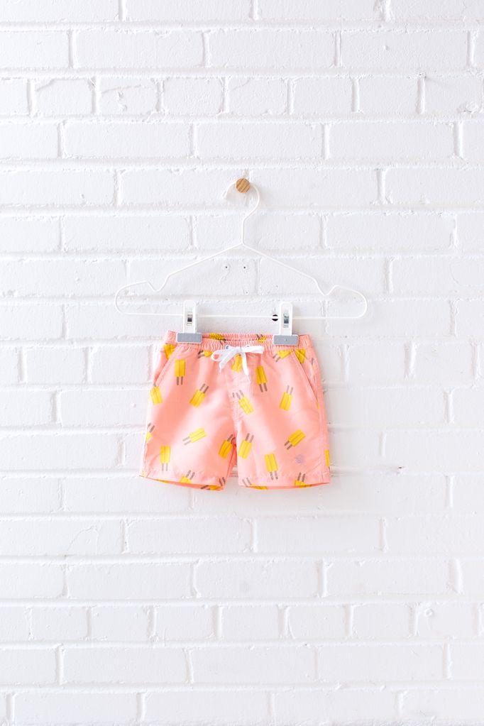 Birdz SS18 Shorts de Bain Popsicle de Birdz