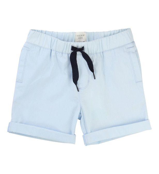 Carrément Beau SS18 Short Popeline de Coton Carrément Beau / Boys Shorts