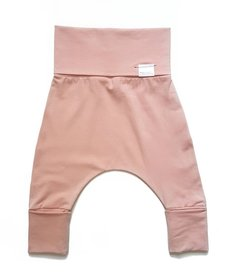 Pantalon Évolutif Kid's Stuff/ Evolutive Pants- 0M 6M-Rose Mellow