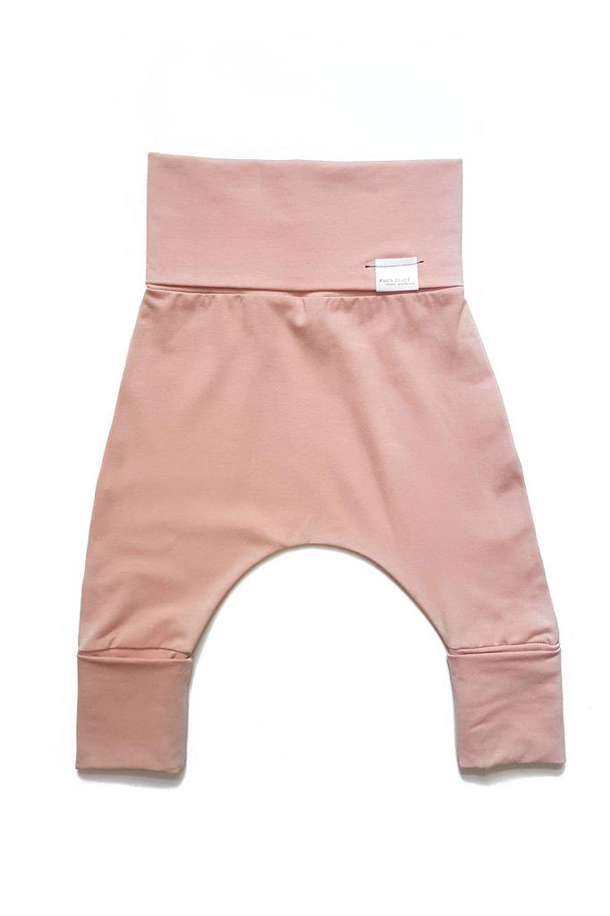 Kid's Stuff Pantalon Évolutif Kid's Stuff/ Evolutive Pants- 0M 6M-Rose Mellow