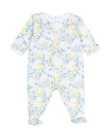 SS18 Pyjama à Fleurs de Petit Bateau