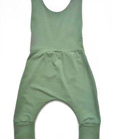 Salopette Évolutive Kid's Stuff/ Evolutive Overall, 18M 4A, Vert Olive