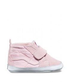 SS18 Souliers Bébé Crib Chalk Pink Vans Slip-On
