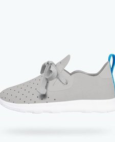 SS18 Souliers Native Apollo Moc Child Pigeon Grey/Shell White AP Moc