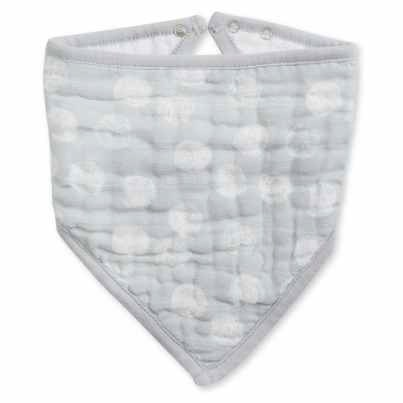 Aden & Anais Bavette Bandana de Aden & Anais Dream Right Moon Dot Bib