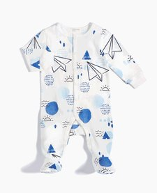 SS18 Pyjama à Pieds de Miles Baby