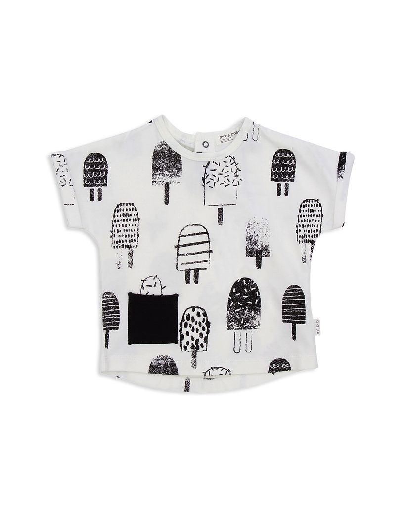 Miles Baby SS18 Chandail Tricot Popsicle de Miles Baby