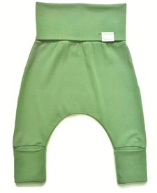 Pantalon Évolutif Kid's Stuff/ Evolutive Pants- 0M 6M-Vert Olive