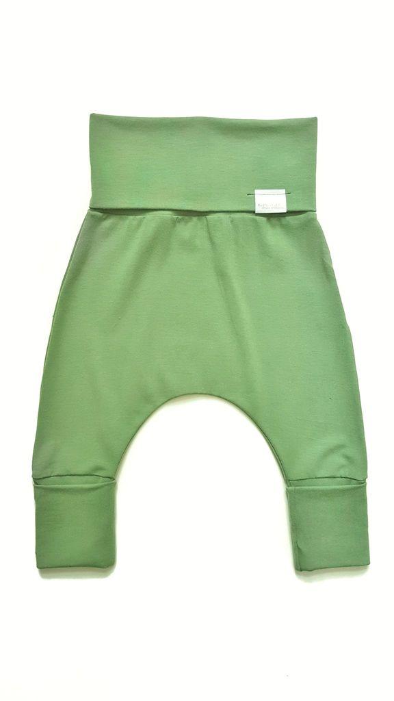 Kid's Stuff Pantalon Évolutif Kid's Stuff/ Evolutive Pants- 4A6A-Vert Olive