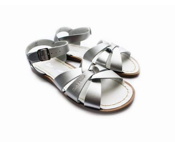 Salt Water Sandals Sandales Original de Salt Water / Original Silver