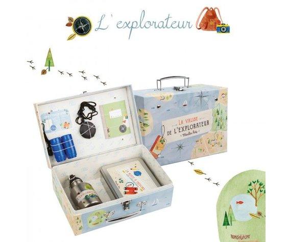 Moulin Roty La Valise d'Explorateur de Moulin Roty/ Explorer's Kit