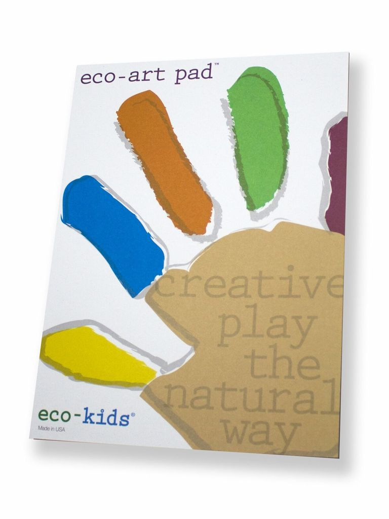 Eco Kids Cahier de Dessin Eco-Kids Art Pad