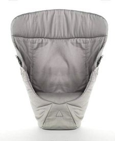 Ergobaby Easy Snug Infant Insert for Baby Carrier Gris