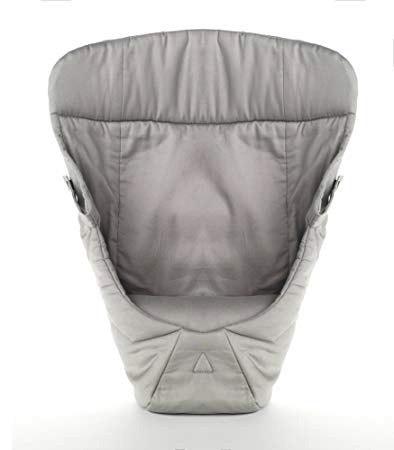 ERGObaby Ergobaby Easy Snug Infant Insert for Baby Carrier Gris