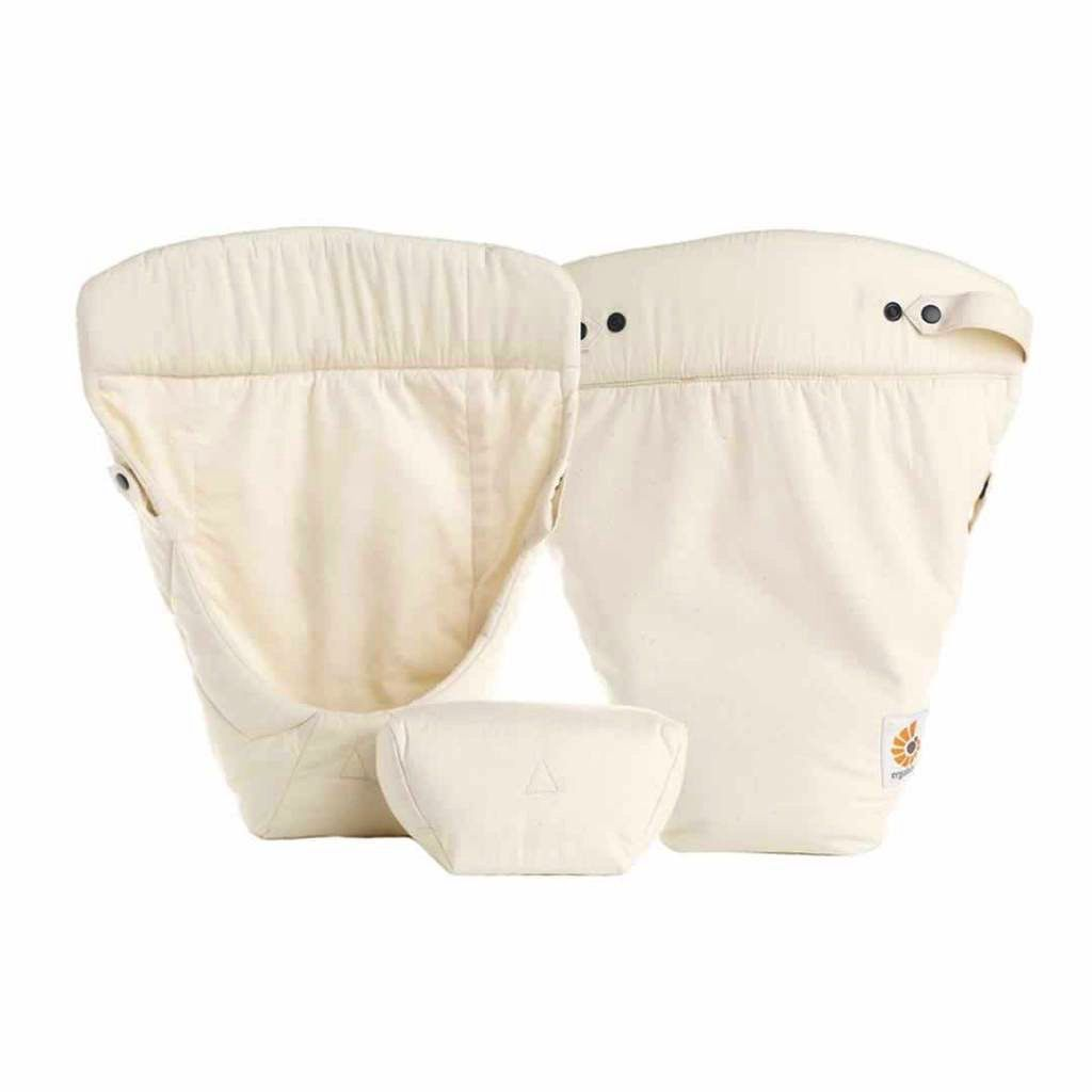 ERGObaby Ergobaby Easy Snug Infant Insert for Baby Carrier Natural