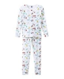 FW18 Pyjama SnugFit 2 Pièces / Petit Bateau