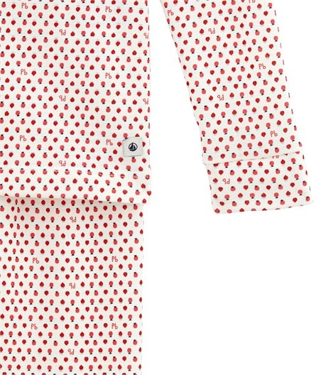 Petit Bateau FW18 Pyjama SnugFit 2 Pièces Fruité / Petit Bateau