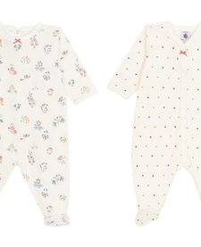 FW18 Ensemble 2 pyjamas Petit Bateau