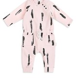 Miles Baby FW18 Combinaison Manches Longues à Taille Ajustable Miles Baby