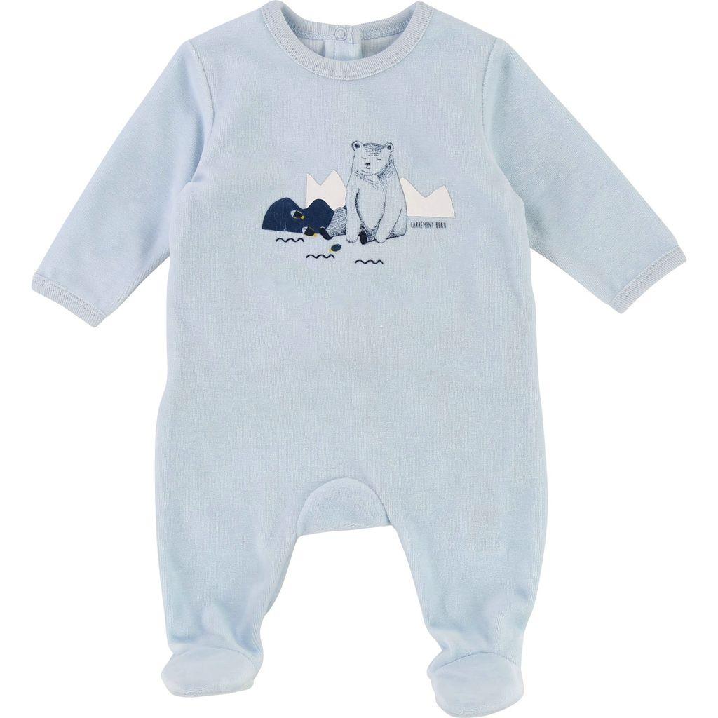 Carrément Beau FW18 Pyjama Ours Polaire de Carrément Beau / Polar Bear Pyjama