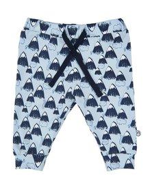 FW18 Pantalons Montagnes Bleu - Minymo