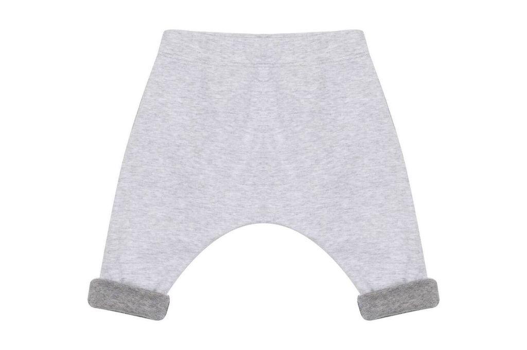 Petit Bateau FW18 Pantalon Gris - Petit Bateau