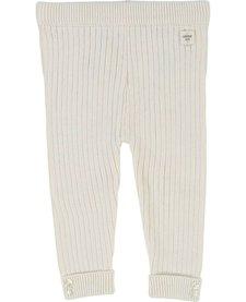FW18 Pantalons Épais Blanc - Carrément Beau