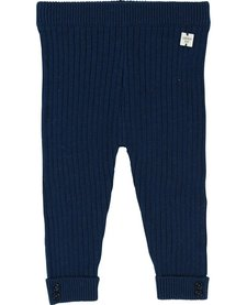 FW18 Pantalons Épais Bleu - Carrément Beau