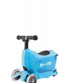 Mini2go Deluxe de Micro Bleue de Micro / Mini2go Deluxe Blue