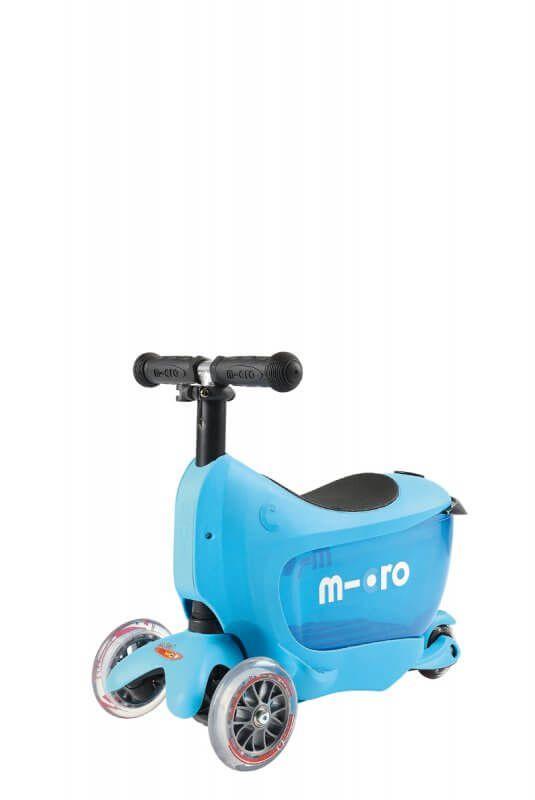 Micro Mini2go Deluxe de Micro Bleue de Micro / Mini2go Deluxe Blue