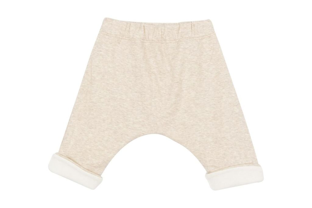 Petit Bateau FW18 Pantalon Crème - Petit Bateau