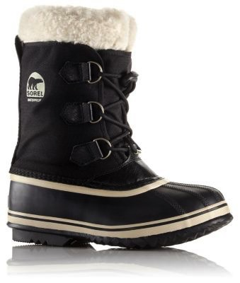 Sorel FW18 Bottes d'Hivers Sorel Noires/ Yoot Pac Black Winter Boots