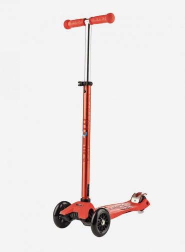 Micro Maxi Micro Trottinette DELUXE Rouge/ Maxi Micro Scooter Deluxe Red