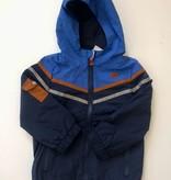 L&P FW18 Manteau doublé D'extérieur Bleu - L&P