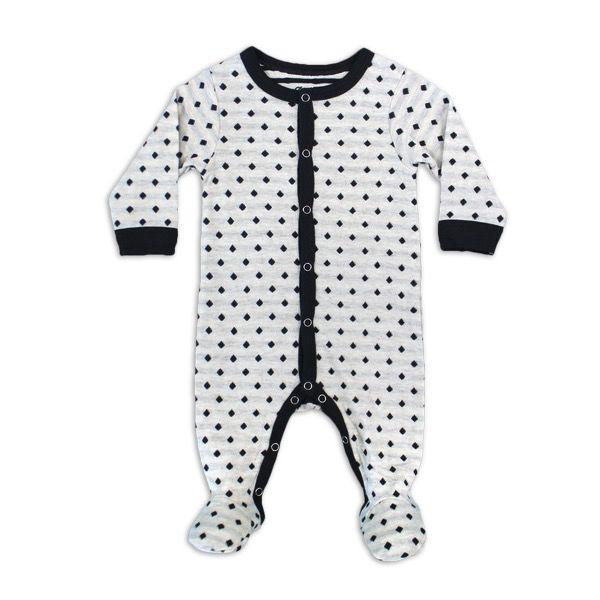 Coccoli FW18 Pyjama Une Pièce à Motifs de Coccoli