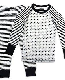 FW18 Pyjama Deux Pièces à Motifs de Coccoli
