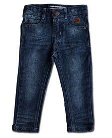 FW18 Pantalon Coupe Skinny Bleu - L&P